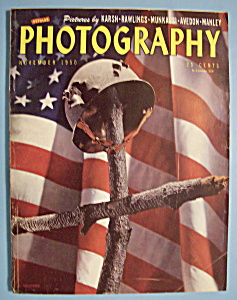 Popular Photography Magazine - November 1950