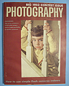 Photography Magazine - December 1952