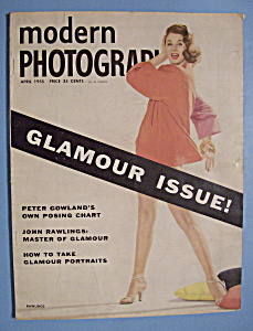 Photography Magazine - April 1955