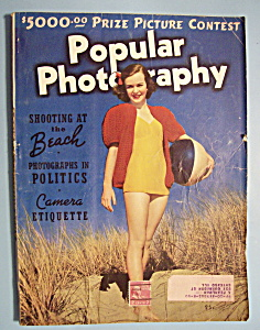 Popular Photography Magazine - July 1940