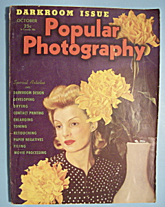 Popular Photography Magazine - October 1941