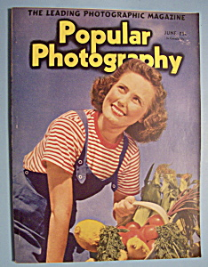 Popular Photography Magazine - June 1941
