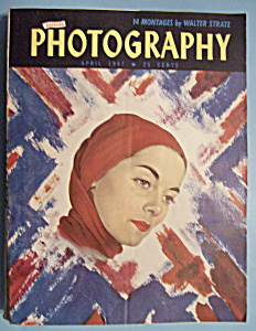 Popular Photography Magazine - April 1947