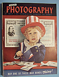 Popular Photography Magazine - July 1944