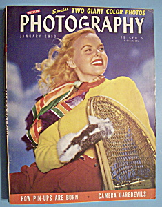 Popular Photography Magazine - January 1950