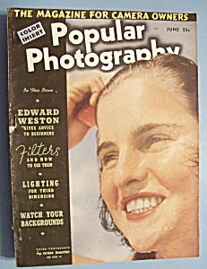 Popular Photography Magazine - June 1938 (Image1)