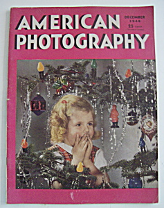 American Photography Magazine - December 1948