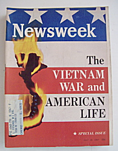 Newsweek Magazine - July 10, 1967 (Image1)