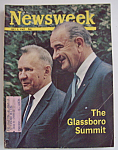 Newsweek Magazine - July 3, 1967