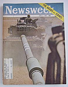 Newsweek Magazine - June 5, 1967 (Image1)