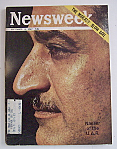 Newsweek Magazine - September 11, 1967