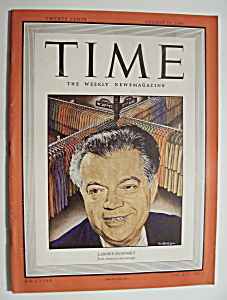 Time Magazine - August 29, 1949 - Dubinsky (Image1)