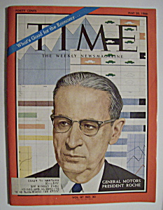 Time Magazine - May 20, 1966