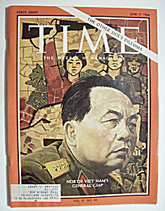 Time Magazine - June 17, 1966