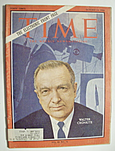 Time Magazine - October 14, 1966