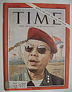 Time Magazine - August 7, 1964