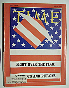 Time Magazine - July 6, 1970