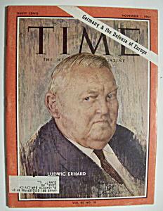 Time Magazine - November 1, 1963 (Image1)