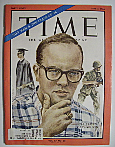 Time Magazine - June 3, 1966