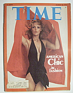 Time Magazine - March 22, 1976