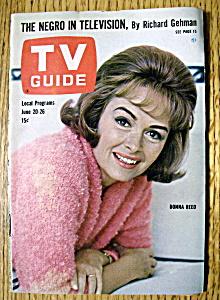 TV Guide - June 6-12, 1964 - Amanda Blake (Image1)