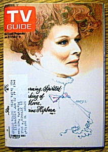 Tv Guide-january 27-february 2, 1979-katharine Hepburn