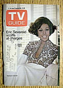 TV Guide - March 14-20, 1970 - Diahann Carroll (Image1)