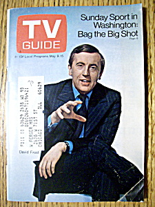 Tv Guide - May 9-15, 1970 - David Frost