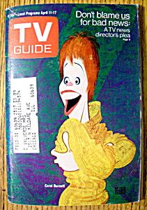 TV Guide-April 11-17, 1970-Carol Burnett (Image1)