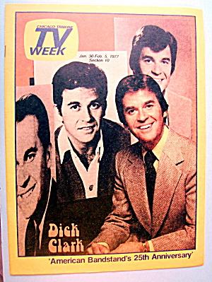 TV Week January 30-February 5, 1977 Dick Clark (Image1)