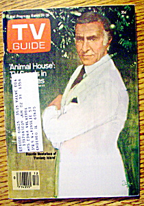 Tv Guide-march 24-30, 1979-ricardo Montalban