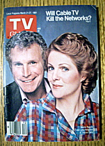 Tv Guide - March 21-27, 1981 - House Calls