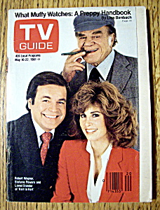 Tv Guide - May 16-22, 1981 - Hart To Hart