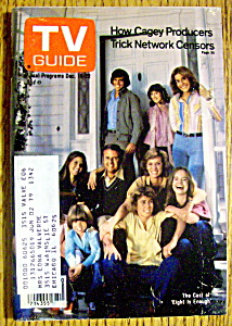 Tv Guide-december 16-22, 1978-eight Is Enough