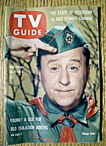 TV Guide - January 31-February 6, 1959 - George Goebel (Image1)