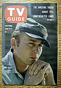Tv Guide - August 13-19, 1960 - The Rebel