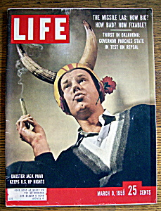 Life Magazine March 9, 1959 Jack Paar