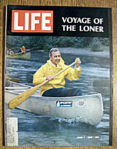 Life Magazine June 7, 1968 McCarthy: Voyage Of A Loner (Image1)