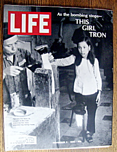 Life Magazine - November 8, 1968 - This Girl Tron