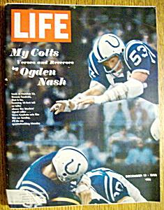 Life Magazine-December 13, 1968-My Colts By Ogden Nash (Image1)