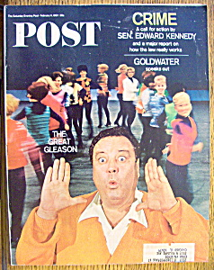 Saturday Evening Post Magazine-Feb 11, 1967-J. Gleason (Image1)