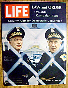 Life Magazine-August 23, 1968-Democratic Convention (Image1)