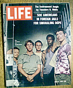 Life Magazine June 26, 1970 Americans In Prison