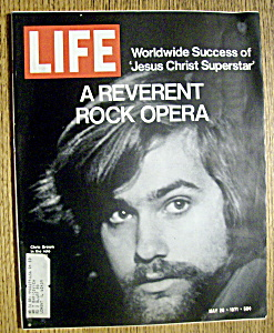 Life Magazine - May 28, 1971 - Jesus Christ Superstar (Image1)