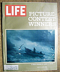 Life Magazine - July 9, 1971 - Picture Contest