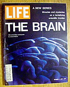 Life Magazine-October 1, 1971-The Brain (Image1)
