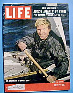 Life Magazine - July 22, 1957 - Dr. Lindemann (Image1)