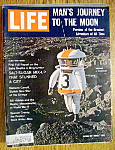 Life Magazine-april 27, 1962-man's Journey To Moon