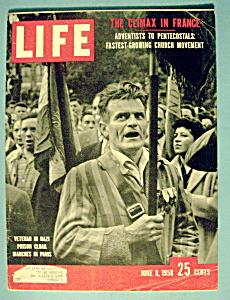 Life Magazine - June 9, 1958 - Veteran In Nazi Cloak
