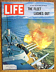 Life Magazine-August 6, 1965-The Fleet Lashes Out (Image1)
